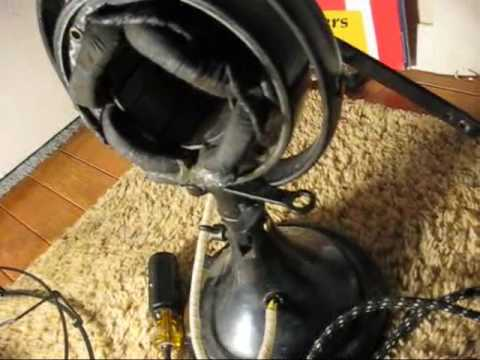 hqdefault antique fan how to part i youtube Emerson Ceiling Fan Wiring at eliteediting.co