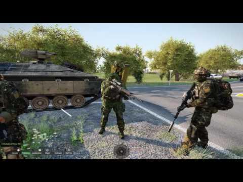 [STREAM] - OPERAÇÃO SARASAMPAIO - 2ª Campanha PTSims Task Force - ArmA 3