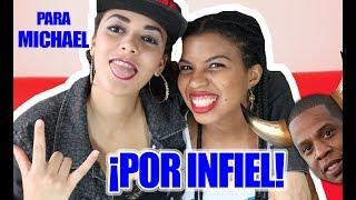 MI MEJOR AMIGA Y SU ESPOSO INFIEL ft.YULEISY | LA LELIE
