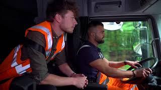 Ausbildung zum Berufskraftfahrer