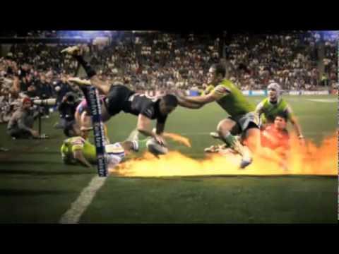 2011 NRL Ad Campaign - Bon Jovi