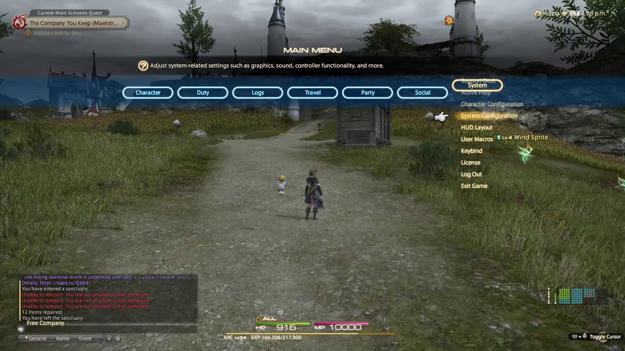Final Fantasy XIV Full Story Ep 16