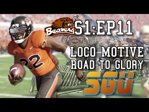 Get On The Train!: The Road to Glory of Loco Motive S1:EP11