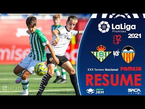 Real Betis vs Valencia CF   LaLiga Promises U12 Alevin 2021