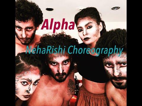 Alpha | Contemporary piece | NehaRishi...