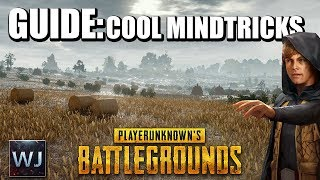 GUIDE: Awesome MINDTRICKS & Hideouts - Trick your enemies - PLAYERUNKNOWN's BATTLEGROUNDS