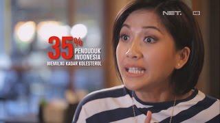 Jakarta, tvOnenews.com - Kolesterol adalah penyakit yang ditakuti oleh semua kalangan, dengan pola h.