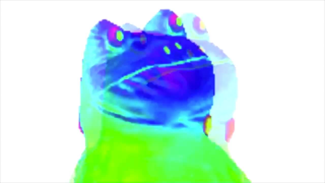 maxresdefault rainbow frog dances to darude sandstorm youtube