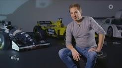 Heinz-Harald Frentzen 13.03.2018 ARD-Mittagsmagazin