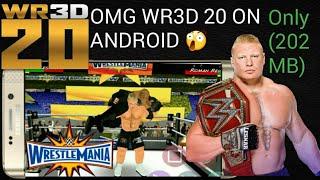 Wr3D20 Mod