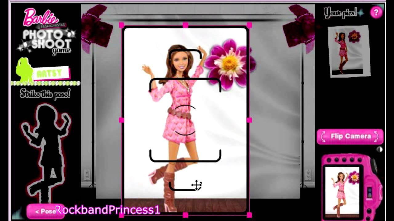 Barbie Fashion Games Dress Online