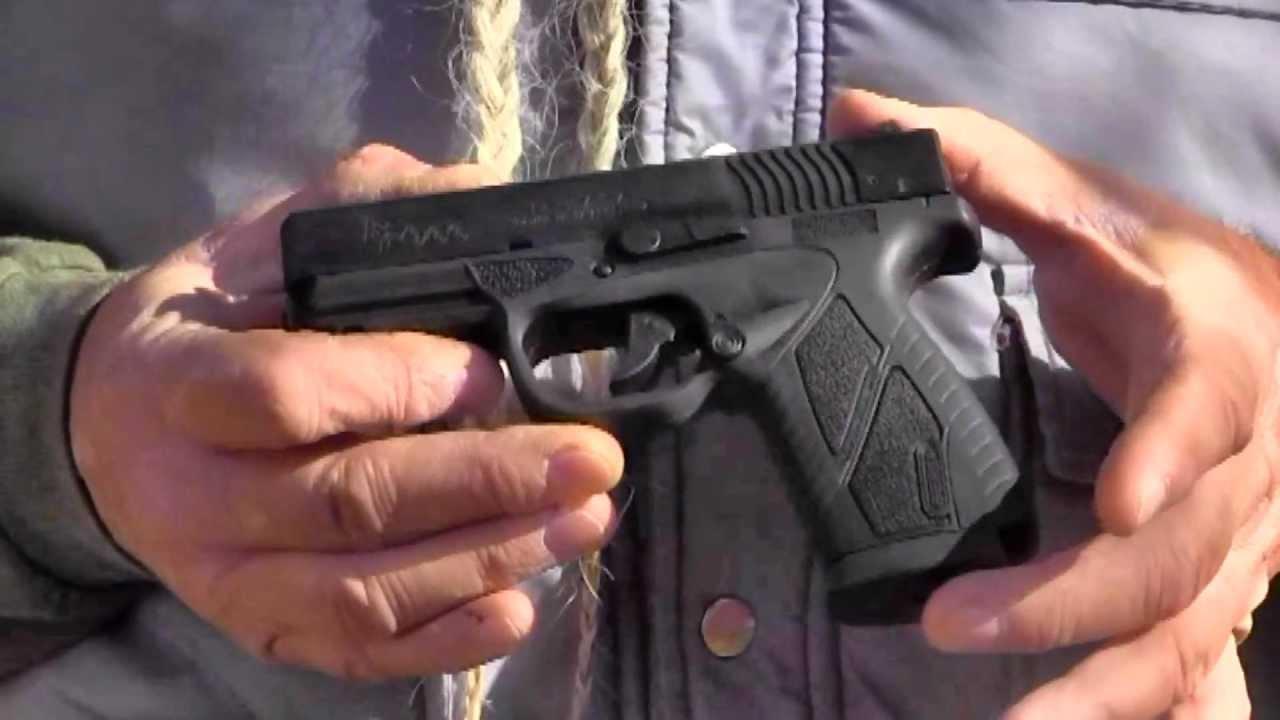 Bersa BP9 Concealed Carry Polymer-Framed Striker-Fired Semi