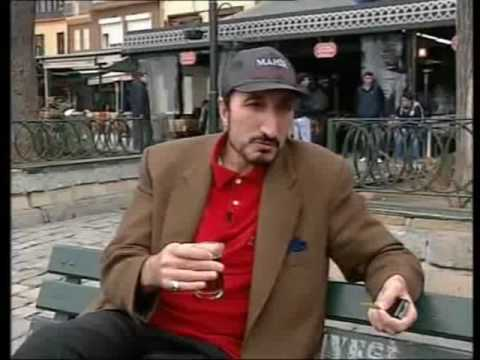 Mahir Cagri - Interview about Borat