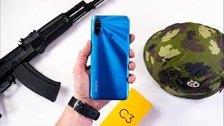 Что может игровой смартфон за 9990 р.? Самоизоляция edition!