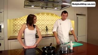 Фитнес телятина с чечевицей  Рецепт