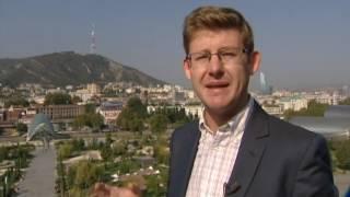 Бомбы, драки и поражение партии Михеила на парламентских выборах в Грузии  Факты недели 09 10
