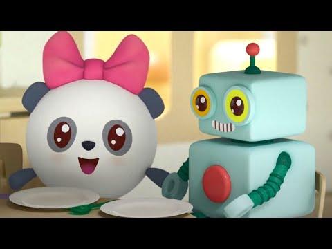 Малышарики – Нюня   Новая Серия 172   Мультфильмы для детей