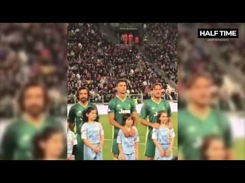 Ronaldo charity match highlights