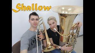 Lady Gaga, Bradley Cooper - Double Brass (Trombone & Tuba Cover)