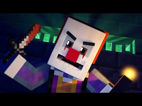 THE IT PENNYWISE MURDER!! | Minecraft Murder Mystery