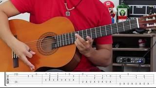 Baixar Bella Ciao Fingerstyle Guitar Lesson (FREE TABS Tutorial) - Rodrigo Yukio
