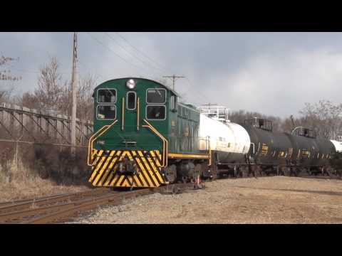 SMS Rail Lines: Morrisville, PA - Switching in a Polar Vortex