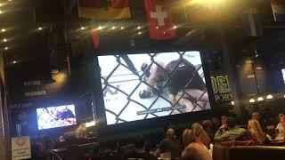 [HD] UFC 229: Khabib VS McGregor Fan REACTIONS Dave & Busters