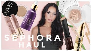 VLOG - SEPHORA VIB SALE HAUL,  LASER HAIR REMOVAL & PHOTOSHOOTS