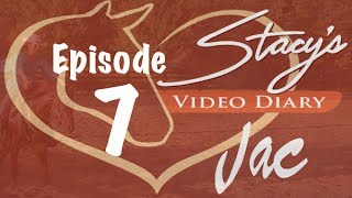 Stacy's Video Diary: Jac- Episode 7-Fourth Day, Part 1- How a horse asks a question
