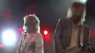 Platinum Blonde. Not In Love Live @ K-Days. Edmonton, Alberta. July 27, 2013.