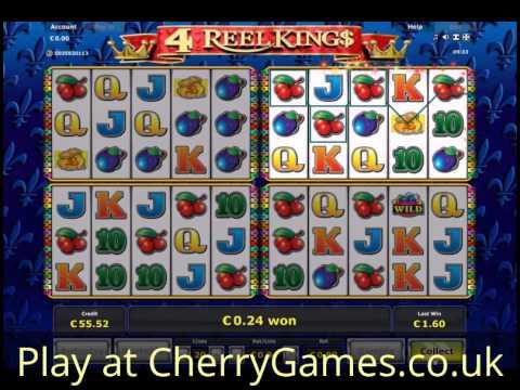 4 Reel Kings Slot Machine Online ᐈ Novomatic™ Casino Slots
