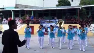 San Juan Latin Band-Gira Honduras 2013/2