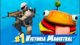 ESCONDIDO para GANAR con la **NUEVA SKIN** FORTNITE: Battle Royale