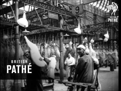 Smithfield Market (1954)