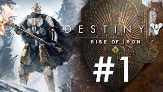 Thumbnail für das Destiny: Das Erwachen der Eisernen Lords Let's Play