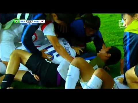 Mundial Sub 17: República de Corea le ganó 2-1 a Brasil