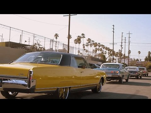 Lowriders in South Central Los Angeles   VLOG