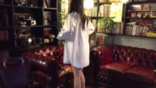 佐々木心音ちゃん撮影中の生着替えの様子をcode-Gが撮影してきました。