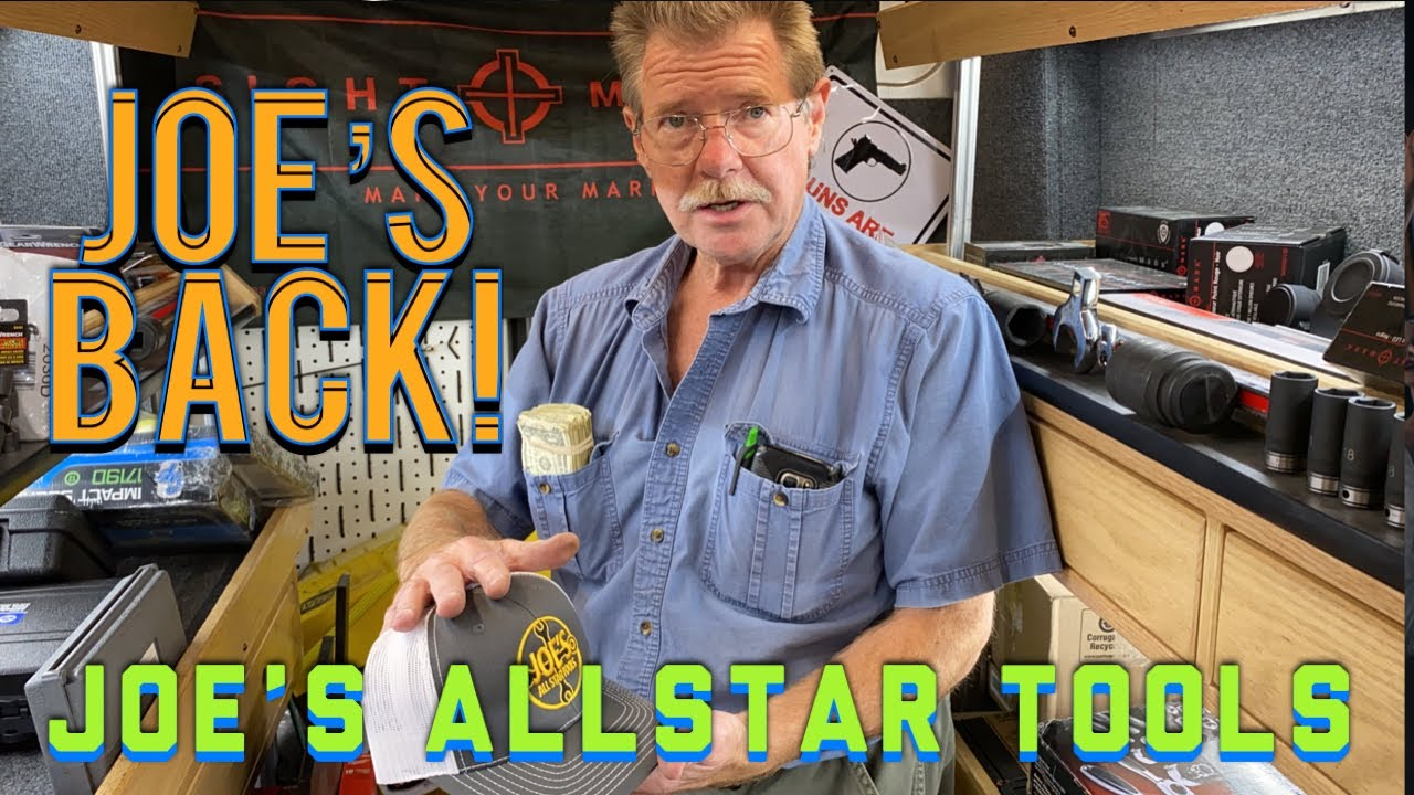 Joe's AllStar Tool Monday: Joe's Back With Some Cool Tools and an Esab Welder!