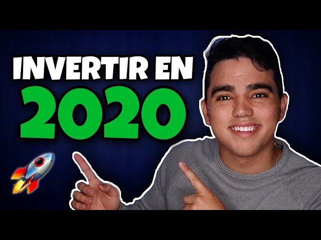 Cómo Empezar A Invertir En La Bolsa De Valores De Los Estados Unidos En 2020 Youtube