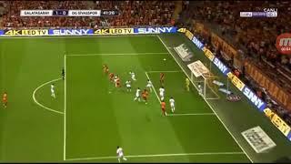 Galatasaray Sivasspor Gol Tolga Cigerci