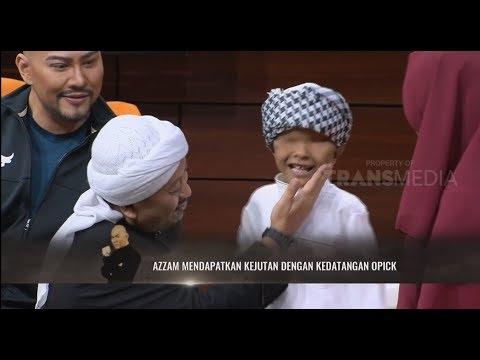Image of KEJUTAN, Azzam Kedatangan Opick | HITAM PUTIH (06/12/18) Part 3