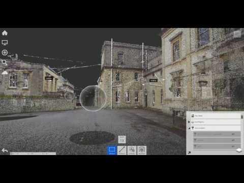 Autodesk Recap 360 + Faro Scanner