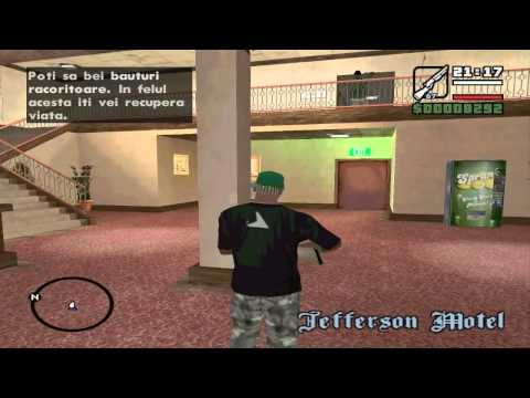 Madalin joaca:GTA San Andreas Part 8:Tradatori de Ryder si Big Smoke (Română HD)