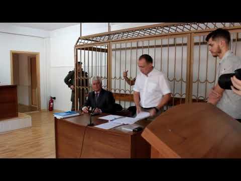 Заседание коллегии судей Апелляционного суда Донецкой области по делу Михаила Титова