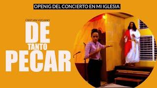 Cristian Vizcaino- de tanto pecar (OPENING)