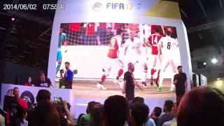 BGS 2016 - Brasil Game Show, Fifa 2017