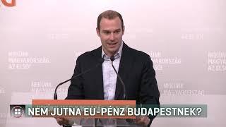 Nem jutna EU-pénz Budapestnek? 20-01-13