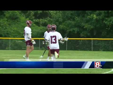 Wednesday's Class A and B lacrosse playoff highlights