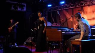 Lizz Wright - Silence / Old Man (New Morning - Paris - July 15th 2016)